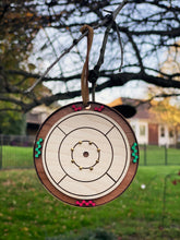 Load image into Gallery viewer, Ornamental Crokinole Hanger