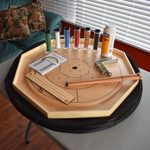 Load image into Gallery viewer, Premium Crokinole Kit - The Classic Board