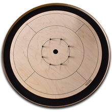 Load image into Gallery viewer, The Championship Crokinole Board Game Kit - Painted Black Ditch