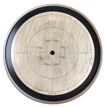 Load image into Gallery viewer, The Championship Crokinole Board Game Set (Meets NCA Standards) - Gray Rock
