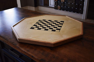 The Baltic Bircher Crokinole Board Kit