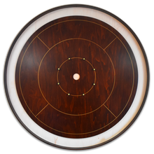 Load image into Gallery viewer, The Dark Knight Tournament Crokinole Board Game Set - Meets NCA Standards