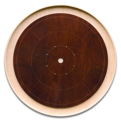 Crokinole Canada Crokinole Board Game The Northerner - Tournament Size Crokinole Board Game Set