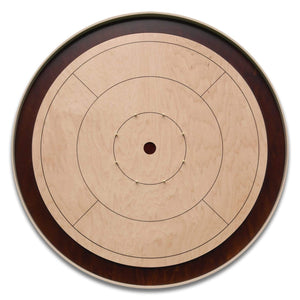 Crokinole Canada Crokinole Board Game The World Champion - Tournament Size Crokinole Board Game Set