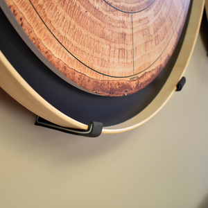 Crokinole Board Wall Mounting Brackets