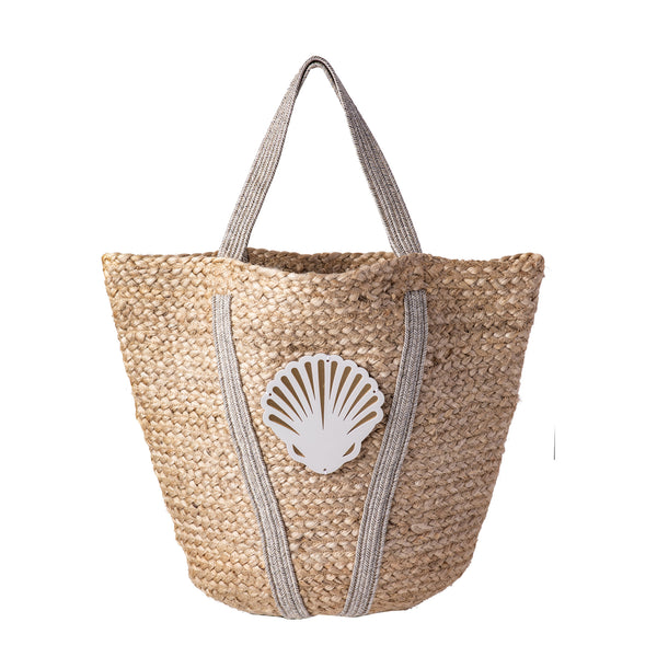 straw beach bag spring summer collection 2021 -KOKU CONCEPT