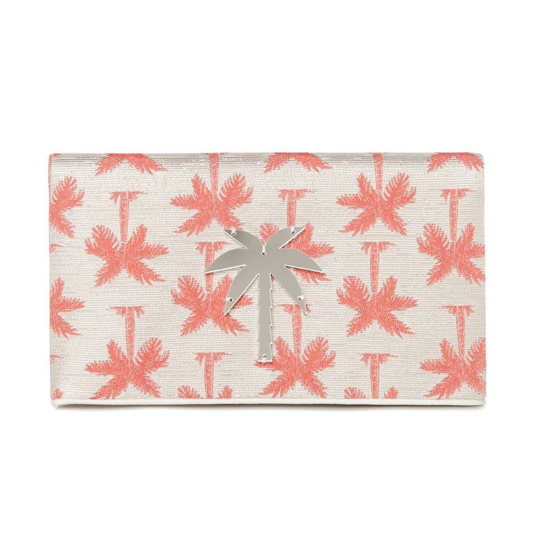 CLUTCH EVENING  COLLECTION 2021 palm trees - KOKU CONCEPT