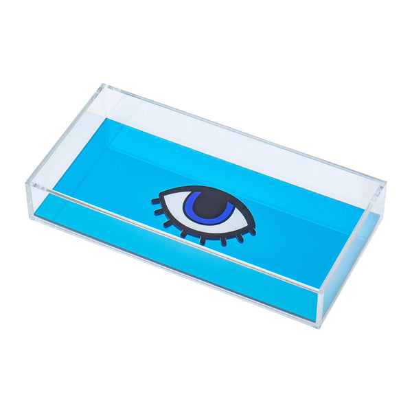 "ANESA Tray ""Evil Eye Mirror"""