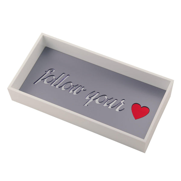 ANESA Tray | Follow Your Heart