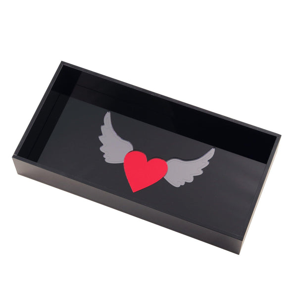 ANESA Tray | Heart & Wings - KOKU Concept
