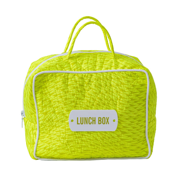 yellow lunch box bag waterproof