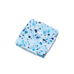 CAPRICE Coaster Set | Mosaic Blue