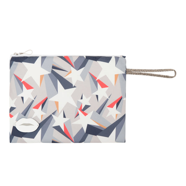 waterproof pouch acrylic motif spring summer collection 2021 -KOKU CONCEPT