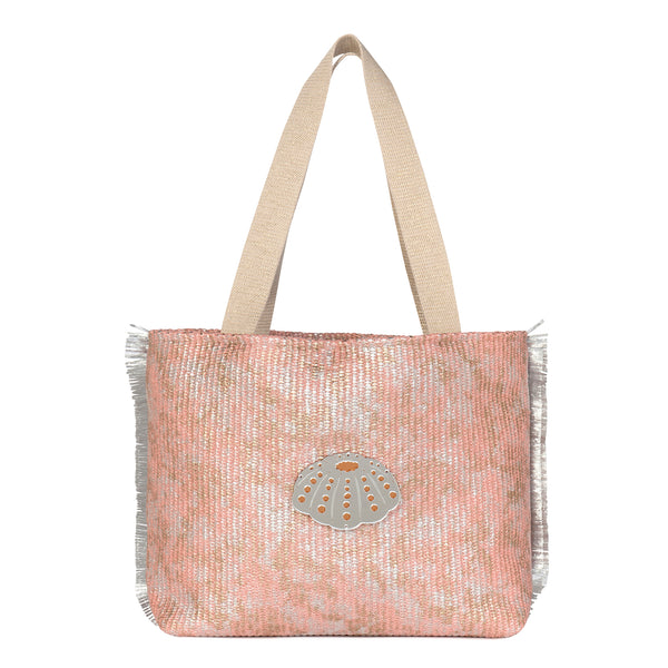 waterproof raffia bag spring summer collection 2021 acrylic sea urchin-KOKU CONCEPT