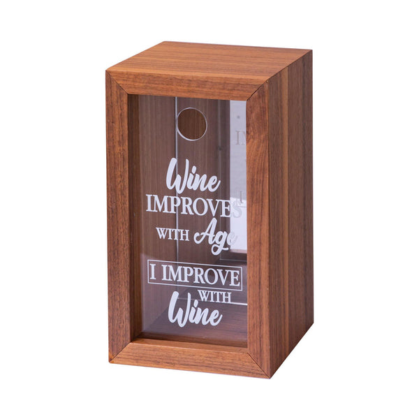 "CORK box ""Wine memories"""