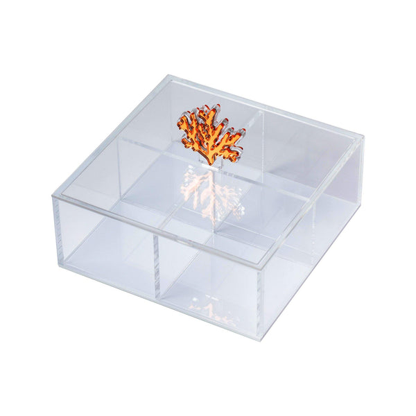 COSIER Multibox Small | Coral