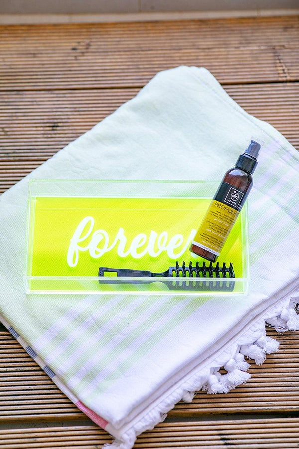"ANESA Tray ""Forever YELLOW"""