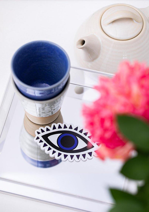 "DORETE Tray ""Hala Evil Eye"""