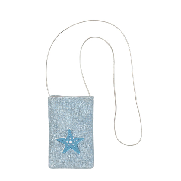 M005 | EV Light Blue Foil Star Fish