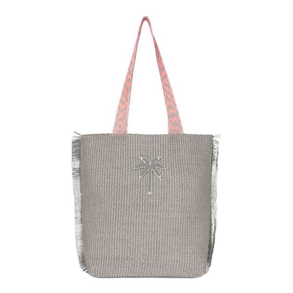 tote bag waterproof spring summer collection 2021 acrylic motif-KOKU CONCEPT