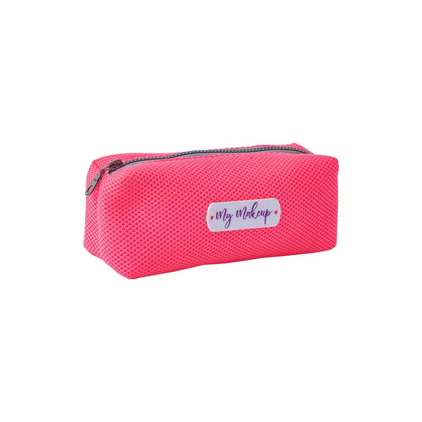 pink my make up pouch waterproof travel