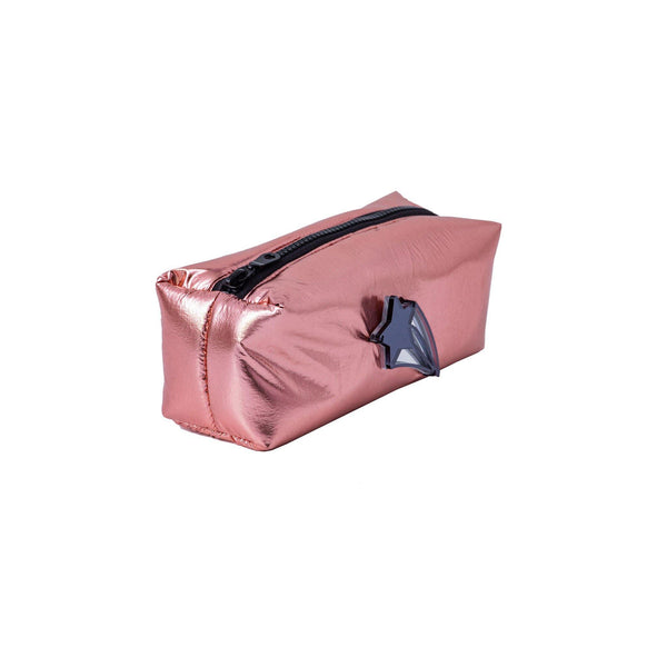 Jazz Pouch | Rose Gold Pillow Shooting Star