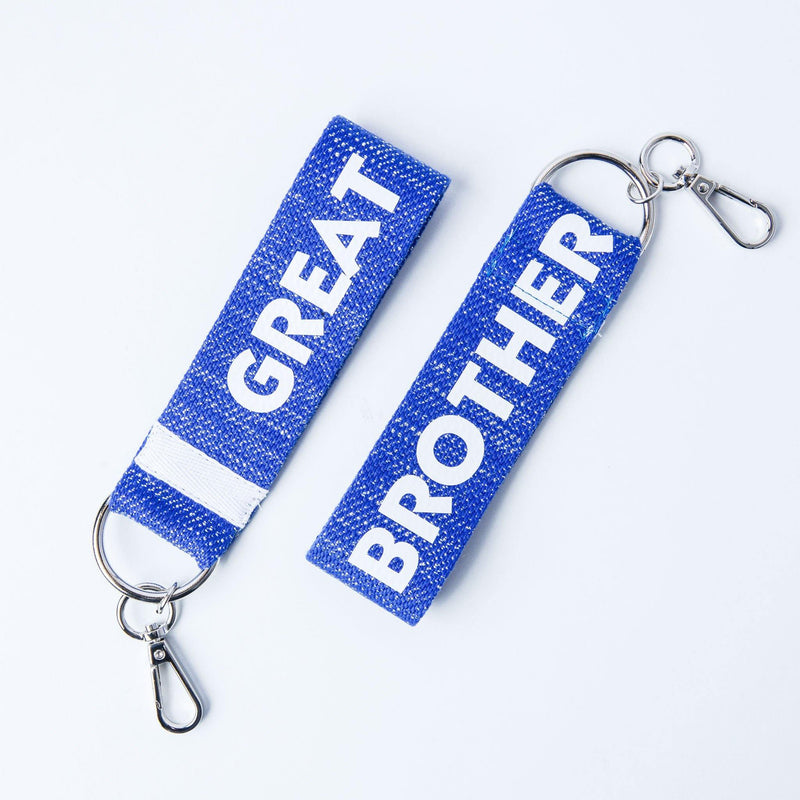 KEY RING GREAT BROTHER