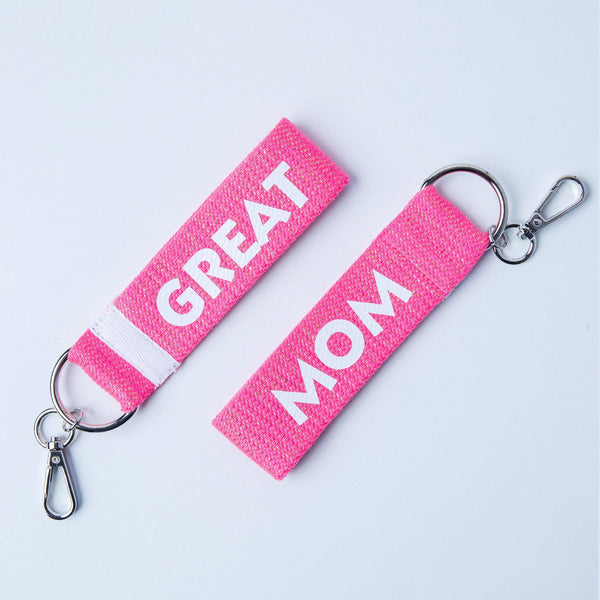 KEY RING GREAT MOM