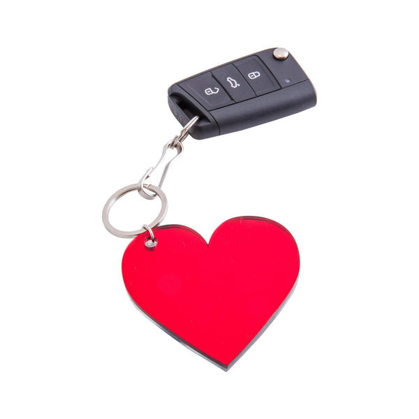 Key Ring |  Heart - KOKU Concept