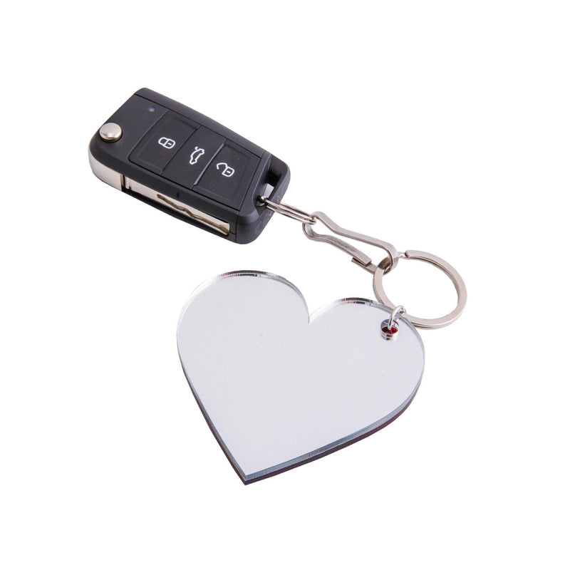 Key Ring |  Heart
