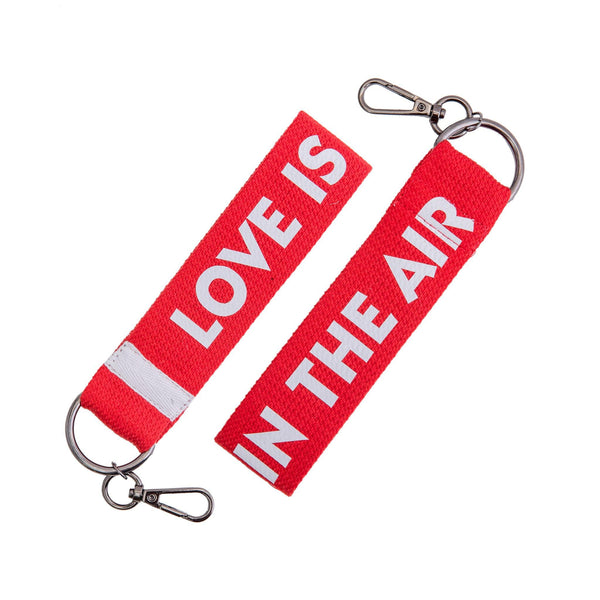 Key Ring | Love is in the air