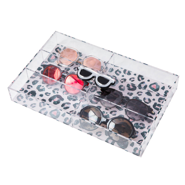 LASH Box | Glasses Leopard