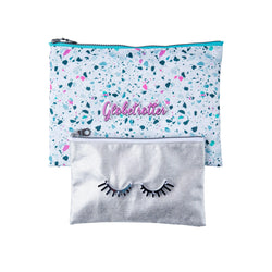 ALL DAY POUCH SET | Globetrotter Lashes
