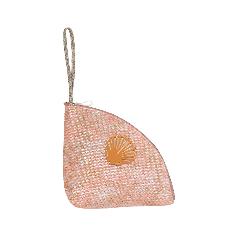 M004 | Moon Pink Graffiti Shell