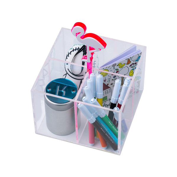 plexiglas container box kids