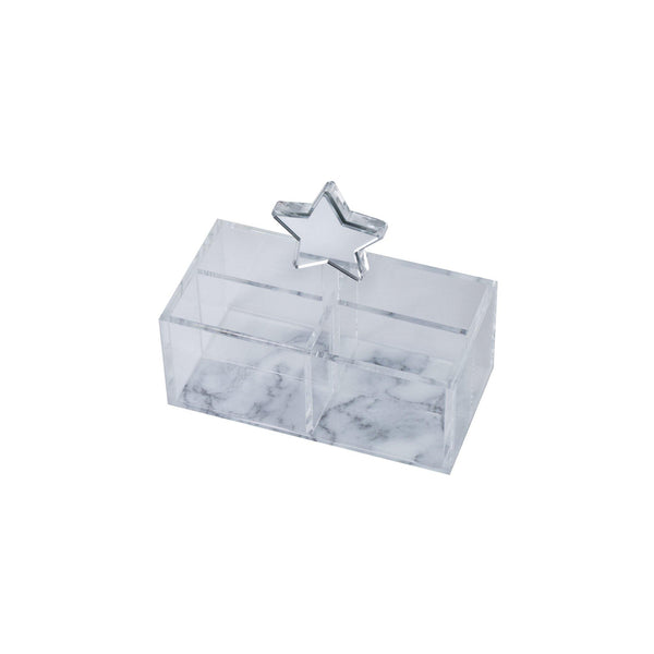 Balm Multibox Mini Marble Star KOKU Concept Plexiglas