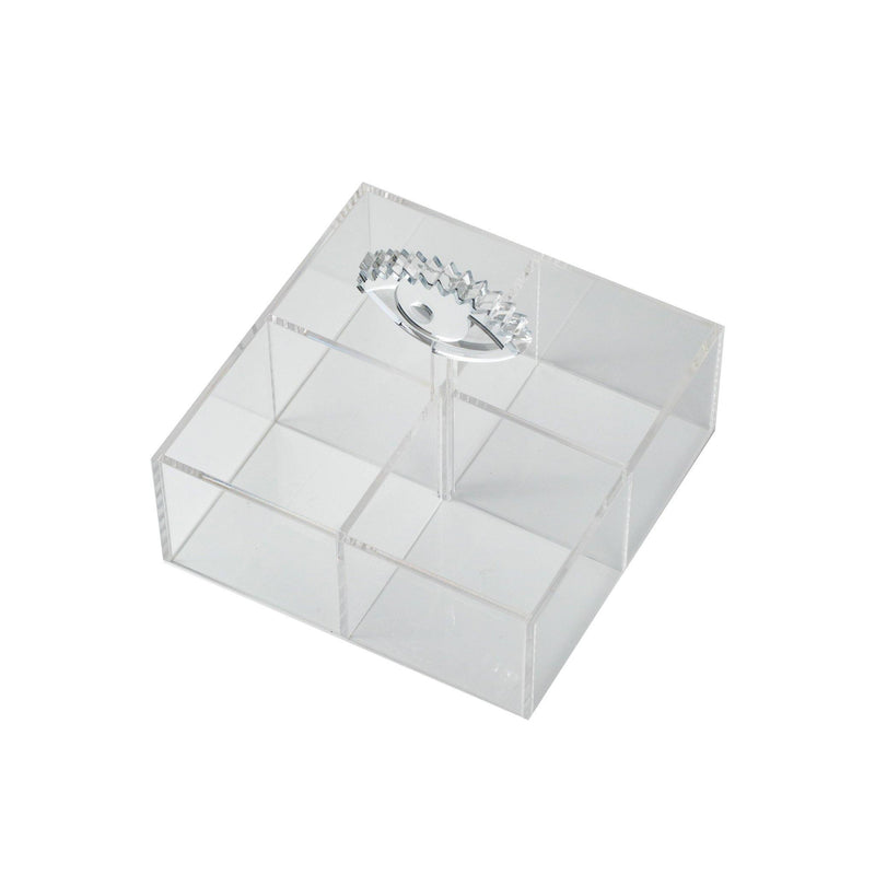 Cosi Multibox Small Evil Eye Lashes KOKU Concept Plexiglas