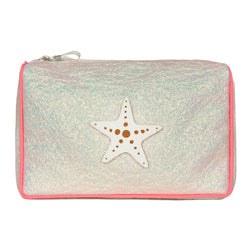 H006 | Olivia Iridescent Foil Star Fish