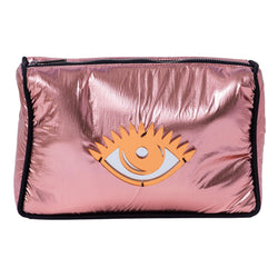 beauty bag evil eye plexi