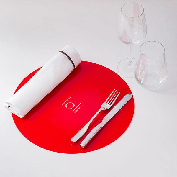 DINE Placemat | Personalised Wording - KOKU Concept