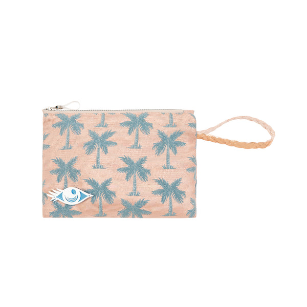 waterproof pouch collection 2021 handle evil eye -KOKU CONCEPT