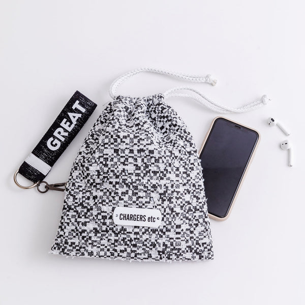 storage drawstring pouch collection 2021 - KOKU concept