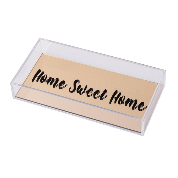 "ANESA Tray ""Home Sweet Home"""