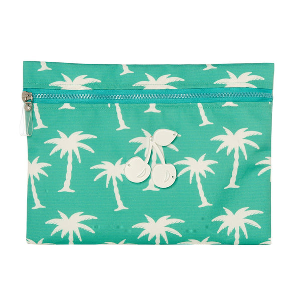 Violet SUSTAIN | Mint Green Palmtrees Cherries
