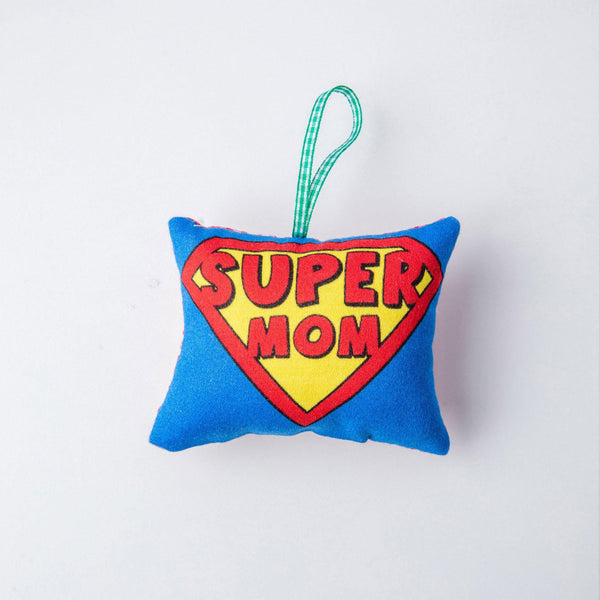 super mom tree ornament