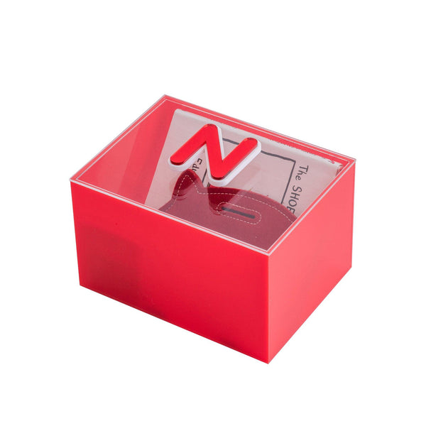 BUZZ Box | Monogrammed Red - KOKU Concept