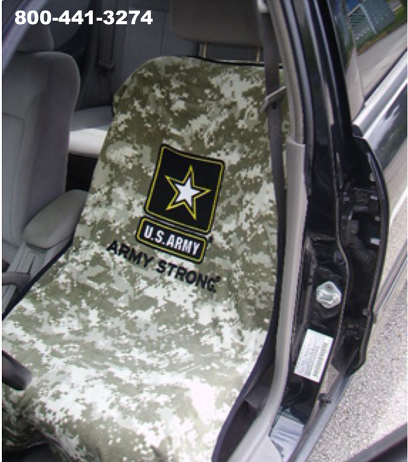Army Seat Cover Protector Free Shipping