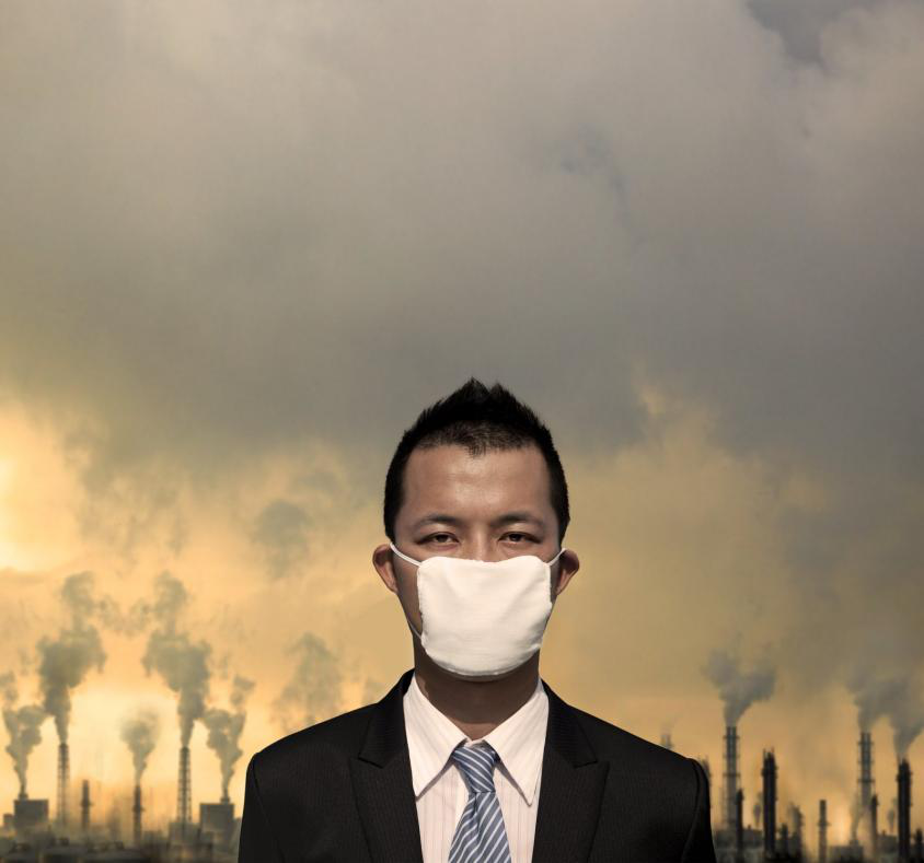 Different Air Pollution Masks Explained