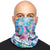 NATUREBlok Washable Reusable Neck Gaiter - OH LA LA  Galactic Universe