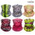 6-Pack Spiced Chai Bundle - NATUREBlok Washable Reusable Neck Gaiters